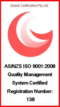 ISO Global 9001 Certified Company